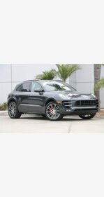 2017 Porsche Macan Turbo for sale 101150285