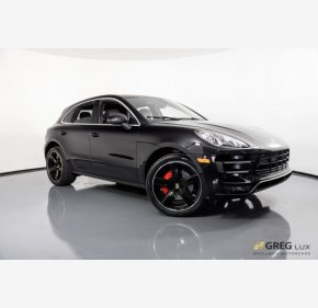 2017 Porsche Macan Turbo for sale 101168585