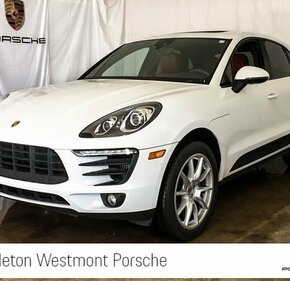 2017 Porsche Macan S for sale 101192964