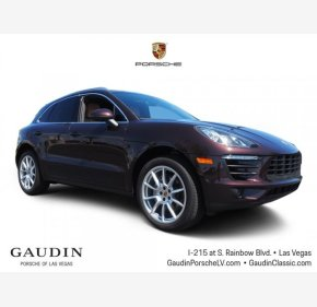 2017 Porsche Macan s for sale 101201405