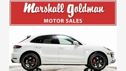 2017 Porsche Macan Turbo for sale 101202165