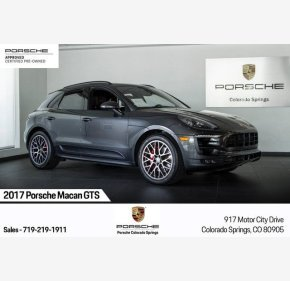 2017 Porsche Macan GTS for sale 101209604
