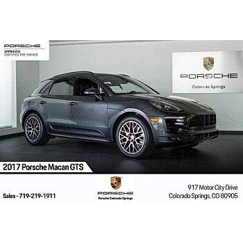 2017 Porsche Macan GTS for sale 101209604