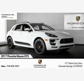 2017 Porsche Macan GTS for sale 101209606