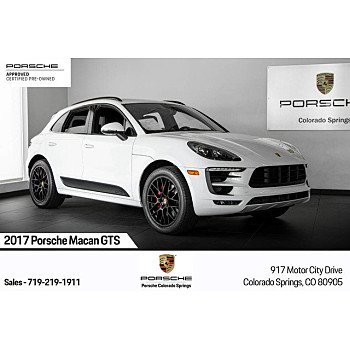2017 Porsche Macan GTS for sale 101209606