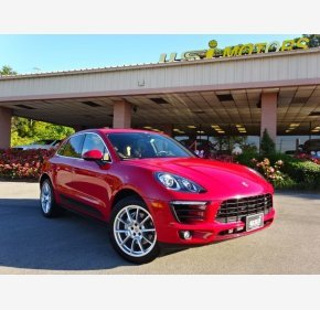 2017 Porsche Macan s for sale 101212007