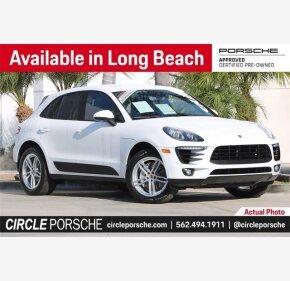2017 Porsche Macan s for sale 101250847