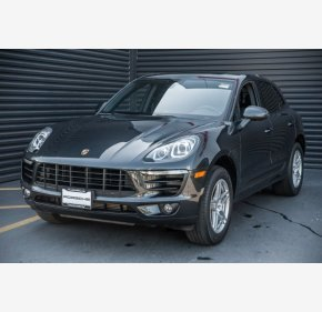 2017 Porsche Macan for sale 101289200