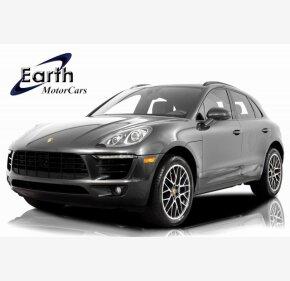 2017 Porsche Macan s for sale 101303102