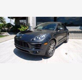 2017 Porsche Macan for sale 101325427