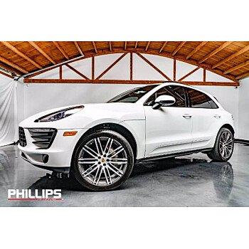 2017 Porsche Macan for sale 101354780