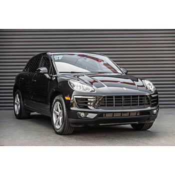 2017 Porsche Macan for sale 101365978