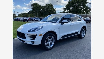2017 Porsche Macan for sale 101382065