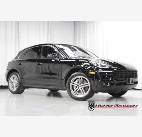 2017 Porsche Macan S for sale 101409507