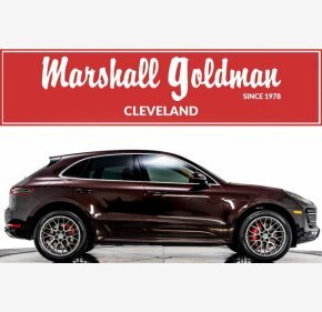 2017 Porsche Macan Turbo for sale 101415801