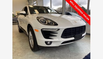 2017 Porsche Macan for sale 101435049