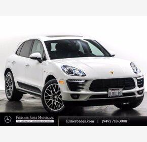 2017 Porsche Macan for sale 101457234