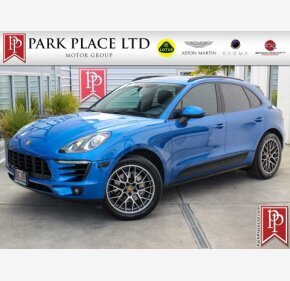 2017 Porsche Macan S for sale 101465683