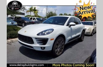 2017 Porsche Macan S for sale 101508148