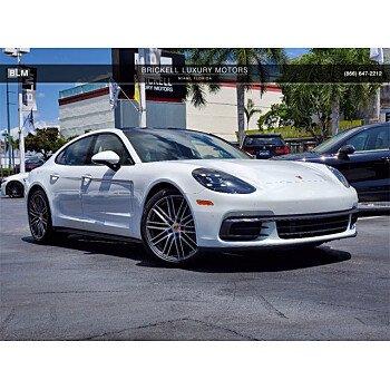 2017 Porsche Panamera for sale 101344854