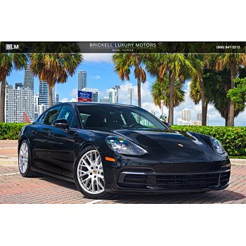 2017 Porsche Panamera for sale 101375853