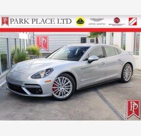 2017 Porsche Panamera Turbo for sale 101387655