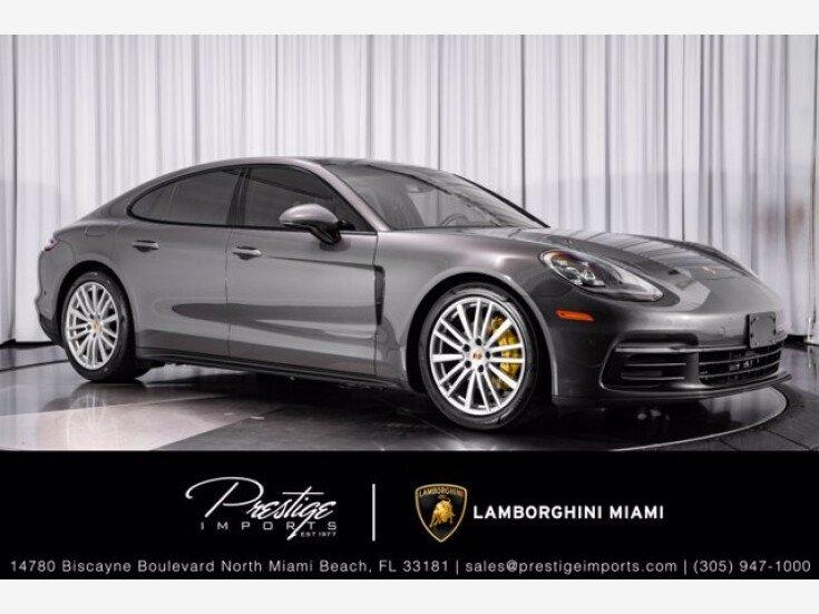 2017 Porsche Panamera for sale 101591121