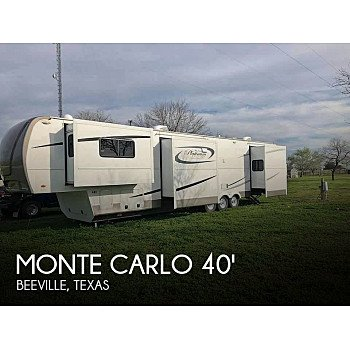 2017 Recreation By Design Monte Carlo for sale 300220759