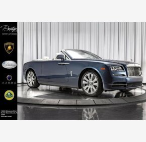 2017 Rolls-Royce Dawn for sale 101115702