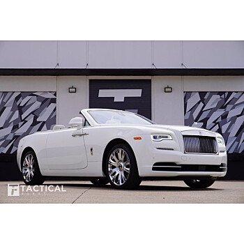 2017 Rolls-Royce Dawn for sale 101495909