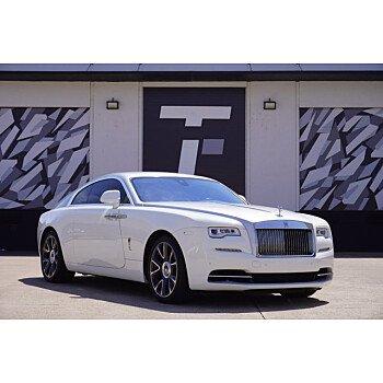 2017 Rolls-Royce Wraith for sale 101598769