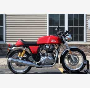 2017 Royal Enfield Continental GT for sale 200974561