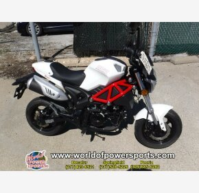 2017 SSR Razkull 125 for sale 200728237