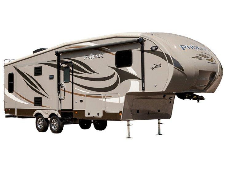 2017 Shasta Phoenix 370FE specifications