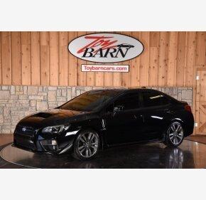 2017 Subaru WRX Premium for sale 101184850