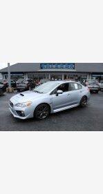 2017 Subaru WRX Premium for sale 101323127