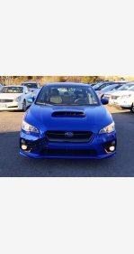 2017 Subaru WRX Premium for sale 101418955