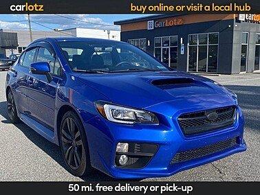 2017 Subaru WRX Limited for sale 101507144