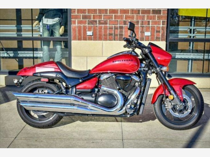 2017 Suzuki Boulevard 1500 M90 for sale 201048650