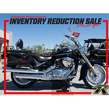 2017 Suzuki Boulevard 800 C50T for sale 200516387
