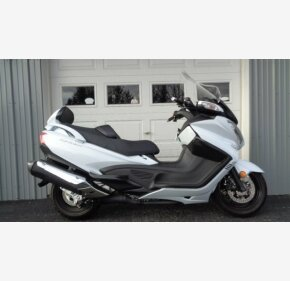 2017 Suzuki Burgman 650 for sale 200651279