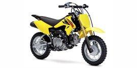 2017 Suzuki DR-Z110 70 specifications