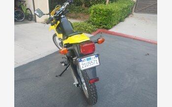 2017 Suzuki DR200S for sale 200729654