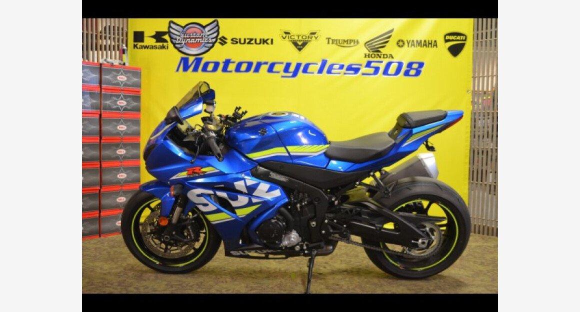 2017 Suzuki GSX-R1000 for sale 200600607