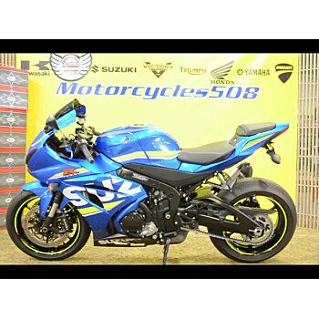 2017 Suzuki GSX-R1000 for sale 200610286