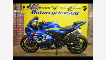2017 Suzuki GSX-R1000 for sale 200600607