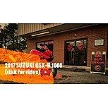 2017 Suzuki GSX-R1000 for sale 201071659