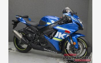 2017 Suzuki GSX-R600 for sale 200579536