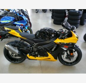 2017 Suzuki GSX-R600 for sale 200448275