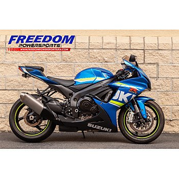 2017 Suzuki GSX-R600 for sale 200830687